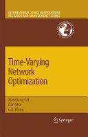Time-Varying Network Optimization
