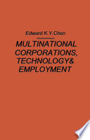 Multinational Corporations  Technology and Employment