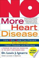 NO More Heart Disease Book PDF