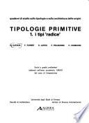 Tipologie primitive