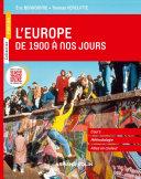 Pdf L'Europe de 1900 à nos jours Telecharger