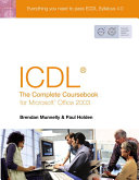 ICDL the Complete Coursebook for Office 2003