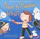 Peek A Boooo Who  Book PDF