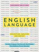 English Language Pdf/ePub eBook