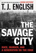 The Savage City Pdf/ePub eBook