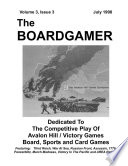 The Boardgamer Volume 3  : Issues 1 through 4