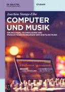 Computer und Musik: Grundlagen, Technologien und ...
