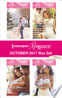 Harlequin Romance October 2017 Box Set