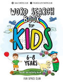 Word Search Books for Kids 6-8