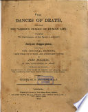 The Dances of Death Through the Various Stages of Human Life