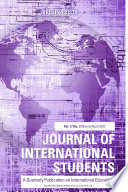 Journal of International Students 2017 Vol 7 Issue 2