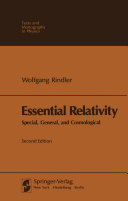 Essential Relativity Book