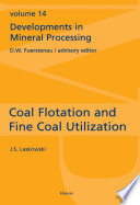 Coal Flotation and Fine Coal Utilization