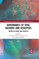 Governance of Risk, Hazards and Disasters Pdf/ePub eBook