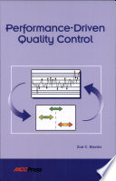 Performance Driven Quality Control Book