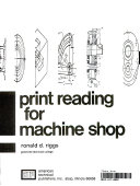 Print Reading for Machine Shop
