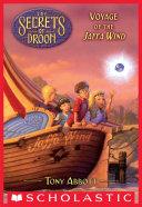 Voyage of the Jaffa Wind (The Secrets of Droon #14) Pdf/ePub eBook