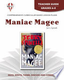 Maniac Magee Teacher Guide