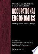 Occupational Ergonomics