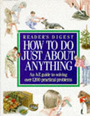 Pdf How to Do Just about Anything