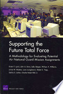 Supporting the Future Total Force