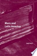 Marx and Latin America