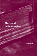 Marx and Latin America