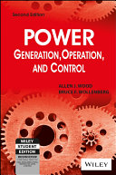 POWER GENERATION OPERATION   CONTROL  2ND ED  With CD