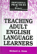 Teaching Adult English Language Learners