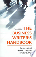 The Business Writer's Handbook + Team Writing & Document-Based Cases for Technical Communication, Second Edition