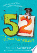 52 Uncommon Family Adventures Book