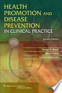 Cover of Health Promotion and Disease Prevention in Clinical Practice