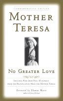 No Greater Love, Commemorative Edition