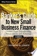 Banker s Guide to New Small Business Finance    Website