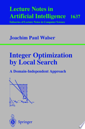 Download Integer Optimization by Local Search PDF Book - PDFBooks