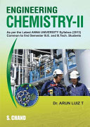 Pdf Engineering Chemistry-I (For 2nd Semester of Anna University)