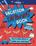 My Vacation Drawing Book