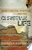 Compassion  Justice and the Christian Life