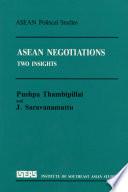 ASEAN Negotiations