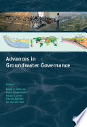 Advances in Groundwater Governance