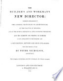The Builder s and Workman s New Director Book