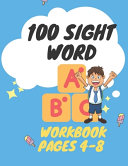 100 Sight Word Workbook Pages 4 8 Book