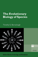 The Evolutionary Biology of Species