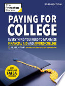 Paying for College  2020 Edition