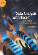 Data Analysis with Excel®