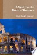 Book Of Romans Study