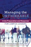 Managing the Unthinkable