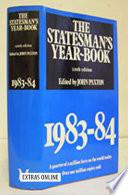 The Statesman s Year Book 1983 84