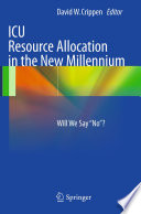 Fair Resource Allocation And Rationing At The Bedside [Pdf/ePub] eBook