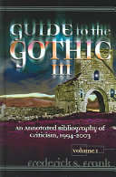 Guide to the Gothic III